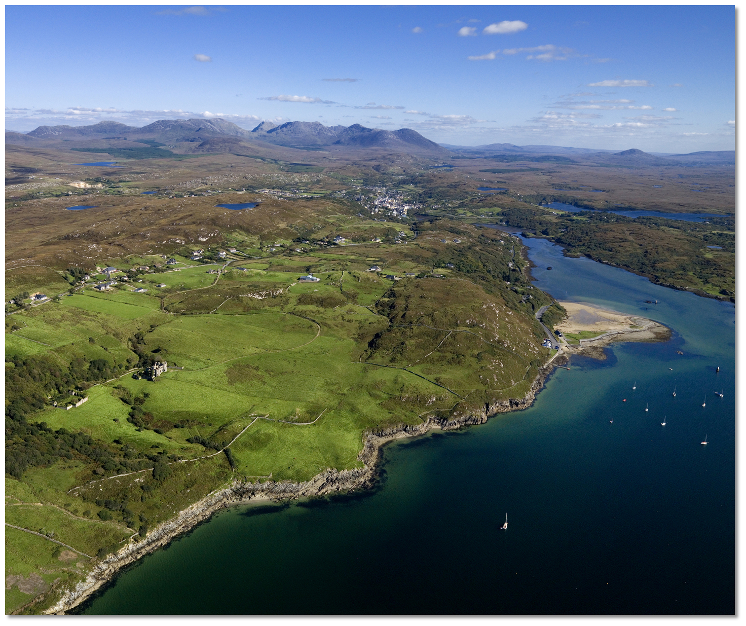 Clifden Hotels | Find & compare great deals on trivago