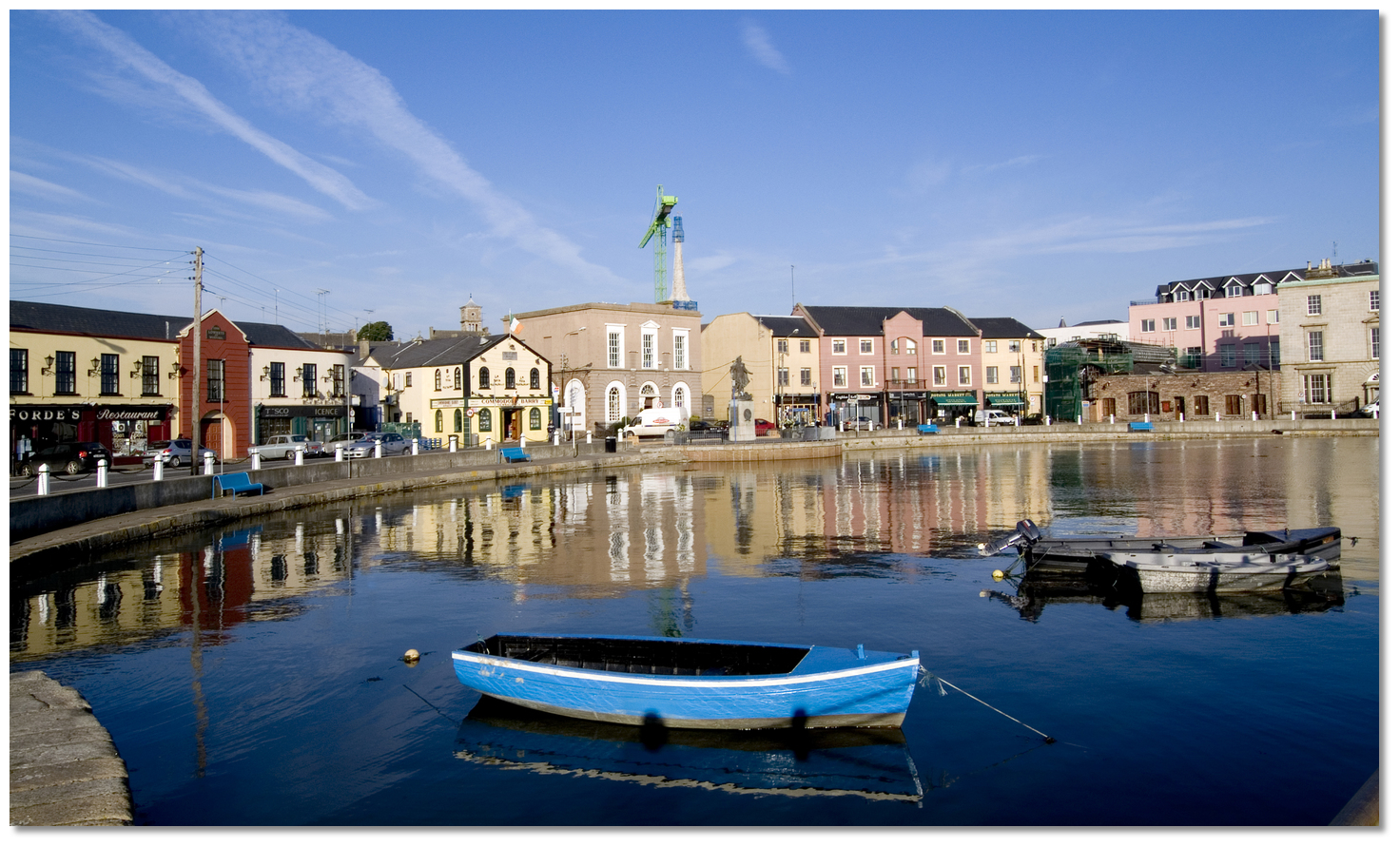 Wexford Town Map - Town Maps