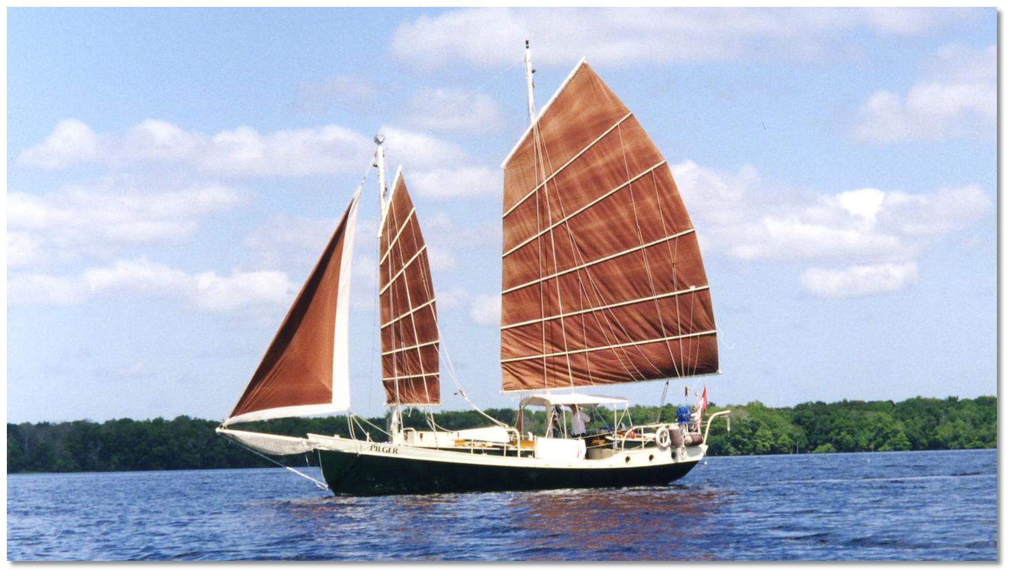 eOceanic - Understanding yacht rigs